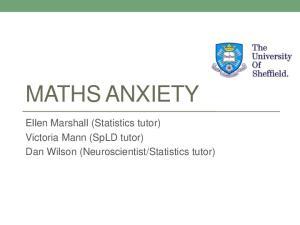 Statistics tutor)