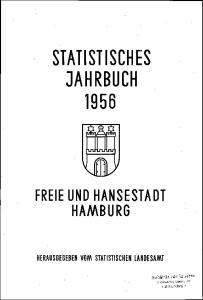 STATISTISCHES JAHRBUCH 1956