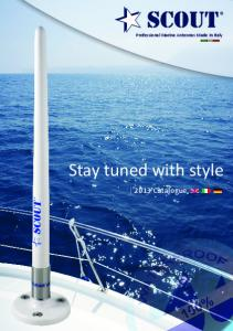 Stay tuned with style