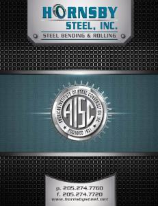 Steel Bending & Rolling