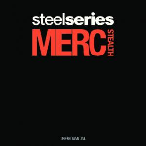 SteelSeries Merc Stealth - About