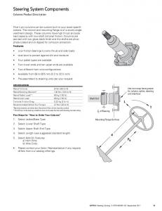 Steering System Components