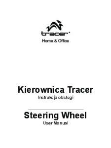 Steering Wheel User Manual
