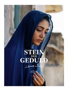 STEIN GEDULD DER. ein Film von Atiq Rahimi