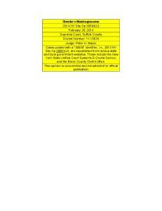 Stemke v Mastrogiacomo 2014 NY Slip Op 30504(U) February 26, 2014 Supreme Court, Suffolk County Docket Number: Judge: Peter H