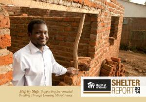 Step by Step: Supporting Incremental Building Through Housing Microfinance