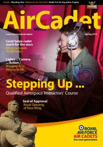Stepping Up... Qualified Aerospace Instructors Course