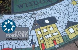 STEPS FORWARD WCWRC Annual Report 2012