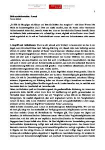 Stichwortinformation: Armut Torsten Meireis