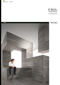 Stone Box pietre. Stone Box