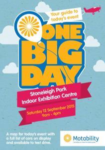 Stoneleigh Park Indoor Exhibition Centre