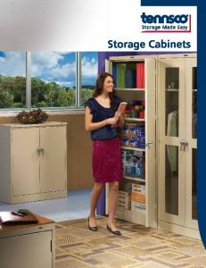 Storage Cabinets Are Not All Created Equally
