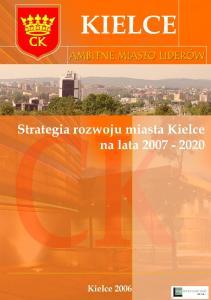 Strategia Rozwoju Miasta Kielce