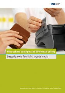 Strategic levers for driving growth in Asia