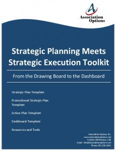 Strategic Planning Meets Strategic Execution Toolkit