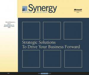 Strategic Solutions To Drive Your Business Forward