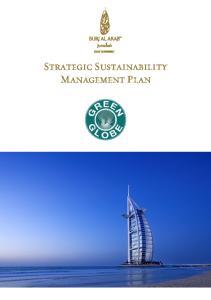 Strategic Sustainability Management Plan