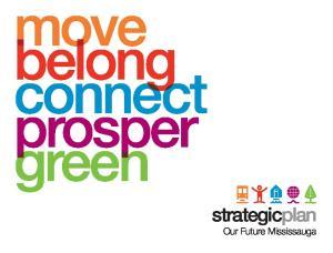 strategicplan Our Future Mississauga
