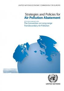Strategies and Policies for Air Pollution Abatement
