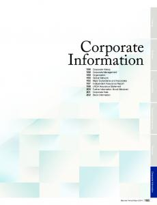 Strategy Business Sustainability Corporate Governance