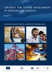 STRATEGY FOR EXPORT DEVELOPMENT OF SERVICES FOR PAKISTAN