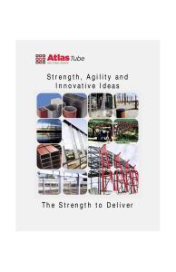 Strength, Agility and Innovative Ideas