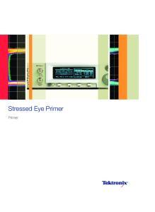 Stressed Eye Primer. Primer