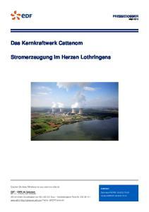 Stromerzeugung im Herzen Lothringens