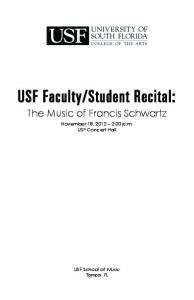 Student Recital: