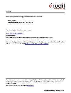 Studies, vol. 34, n 1, 2010, p
