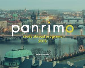 study abroad programs 2015