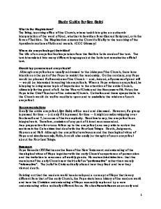 Study Guide for Spe Salvi
