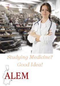 Studying Medicine? Good Idea!