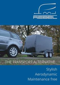 Stylish Aerodynamic Maintenance free