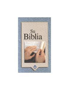 Su Biblia. por L. Jeter Walker. Adaptado por Judy Bartel del libro: Su Biblia
