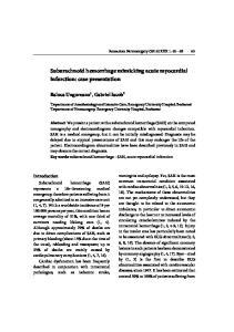 Subarachnoid hemorrhage mimicking acute myocardial infarction: case presentation