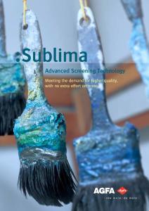 :Sublima Advanced Screening Technology