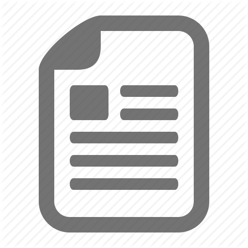 Submission Data File. General Information