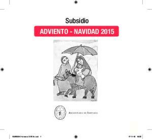 Subsidio Adviento - Navidad SUBSIDIO Adviento 2015 fin.indd :55