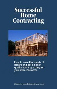 Successful Home Contracting