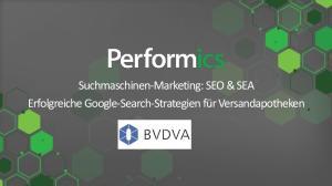 Suchmaschinen-Marketing: SEO & SEA Erfolgreiche Google-Search-Strategien für Versandapotheken