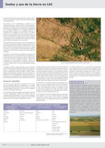 Suelos y uso de la tierra en LAC