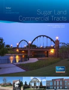 Sugar Land Commercial Tracts