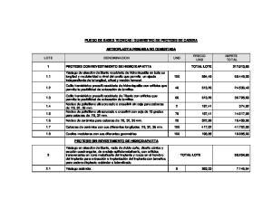 SUMINISTRO DE PROTESIS DE CADERA ARTROPLASTIA PRIMARIA NO CEMENTADA