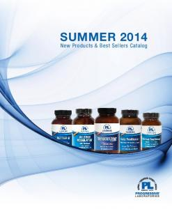 SUMMER New Products & Best Sellers Catalog