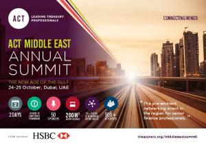 SUMMIT ANNUAL ACT MIDDLE EAST 2 DAYS 500+ CONNECTING MINDS. THE NEW AGE OF THE GULF October, Dubai, UAE