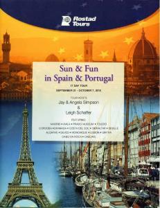 Sun & Fun in Spain & Portugal