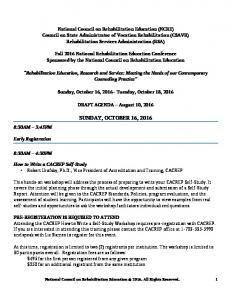 SUNDAY, OCTOBER 16, 2016