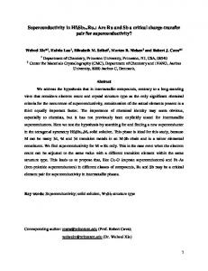 Superconductivity in Hf5Sb3-xRux: Are Ru and Sb a critical charge-transfer pair for superconductivity?