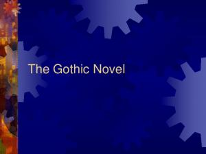 Supernatural And Gothic Literary Themes